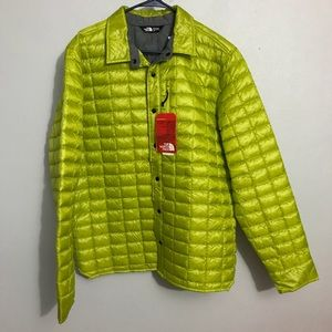 Other - Men's thermoball quilted jacket
